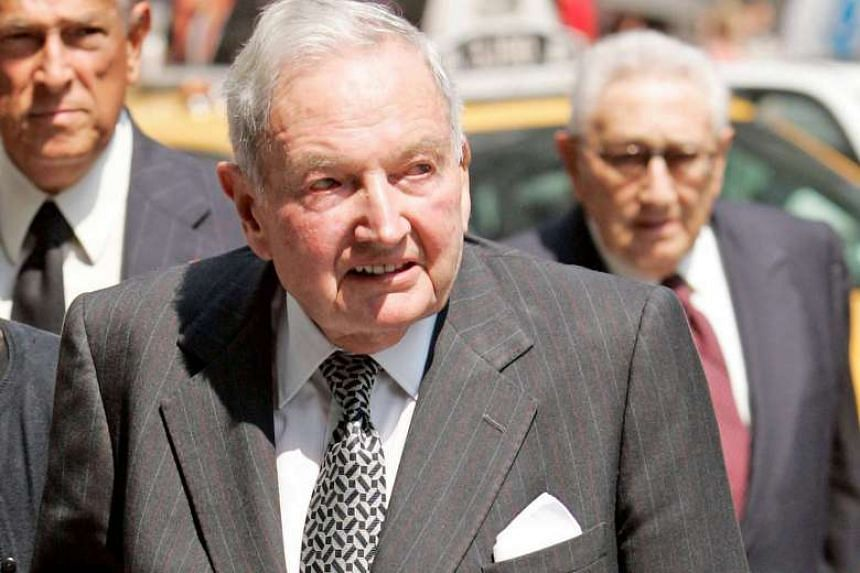 Works of art, furniture and decorative objects from the collection of the late David Rockefeller will be sold at auction next year.
