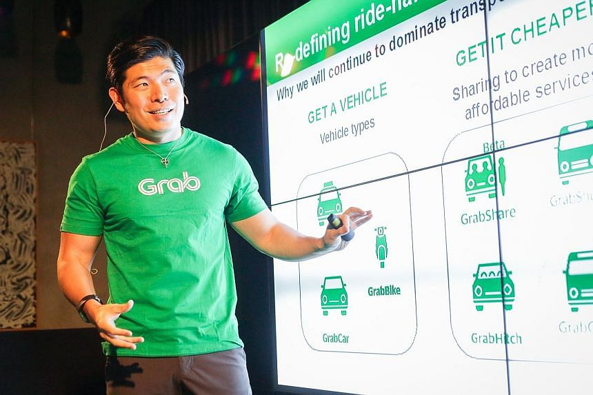 "Grab co-founder and group CEO Anthony Tan said it wants to ""digitise the street-hailing experience""."