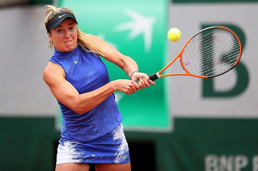 Ukrainian fifth seed Elina Svitolina is the dark horse this French Open after an excellent season in winning four titles and will prove a tough opponent for title contender Simona Halep.