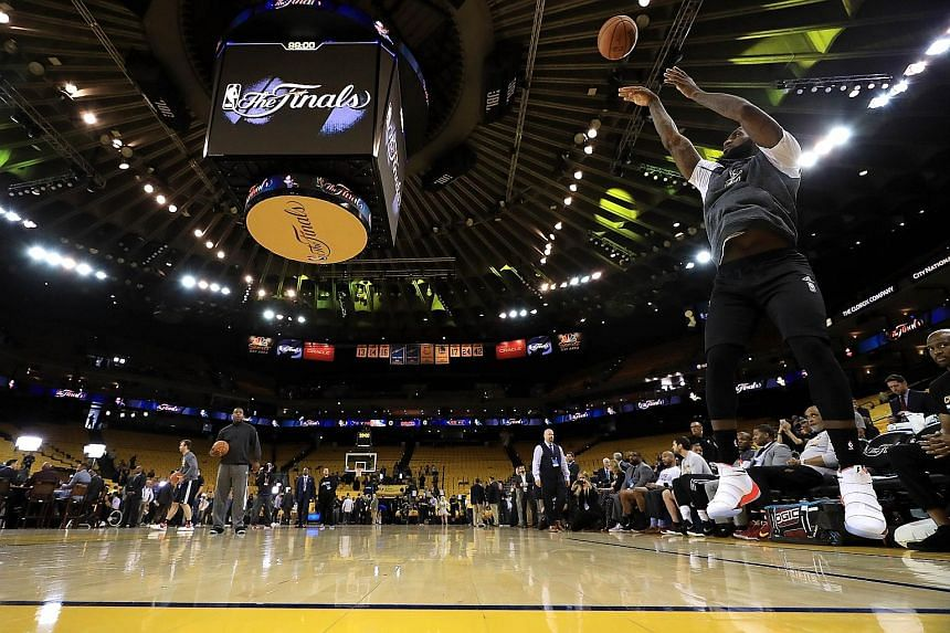 Cavs forward LeBron James has been poring over reruns of their Game Two hammering, in a bid to improve and see what went wrong.