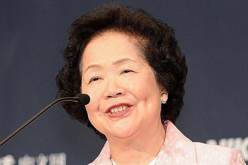 Mrs Anson Chan says China should allow Hong Kong the universal suffrage it could have granted since 2007.