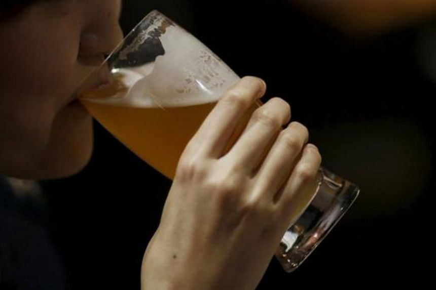 A study has found that people who consume 14 to 21 drinks a week over decades showed atrophy in part of their brains.