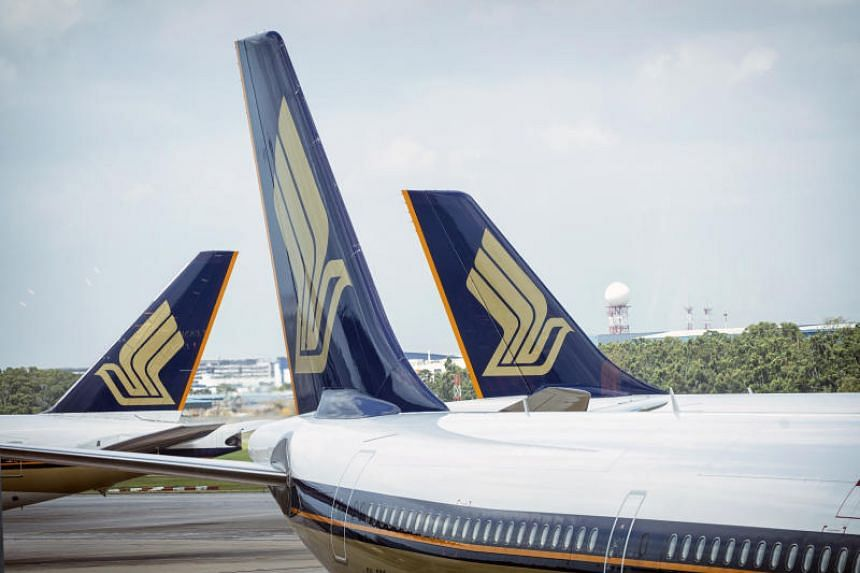 Singapore Airlines has reported its first quarterly loss in five years and is under pressure to reduce costs and revamp its business amid intense competition from regional discount carriers and Middle-Eastern rivals.