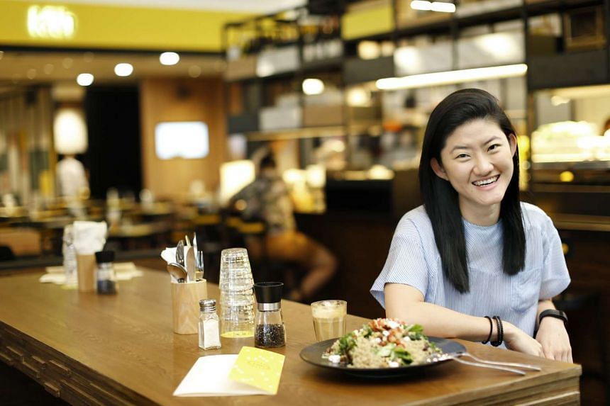 Kith cafe owner Jane Hia recalls that when she first opened at Robertson Quay in 2009, the neighbourhood was a lot quieter. PHOTO: BUSINESS TIMES