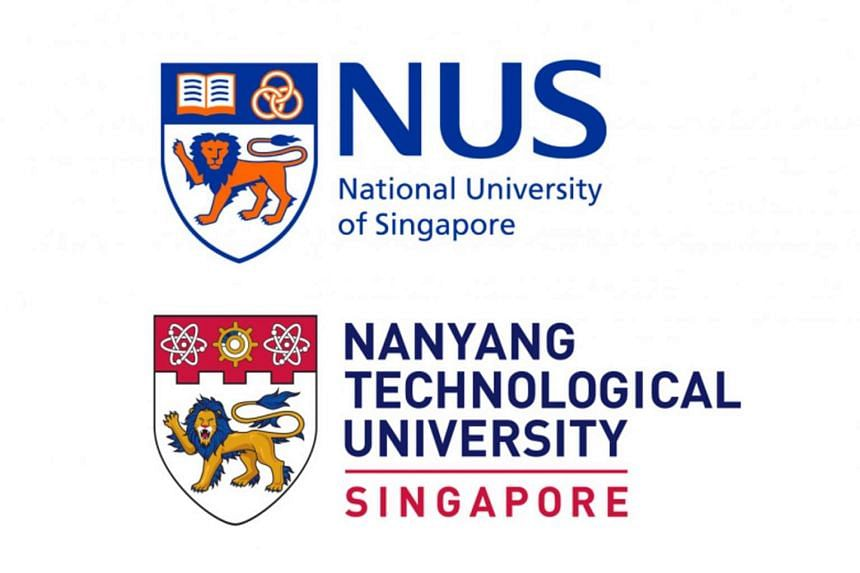In the Quacquarelli Symonds (QS) World University Rankings released this morning, NTU moved up two places to be ranked 11th, while NUS fell from the 12th to 15th position.