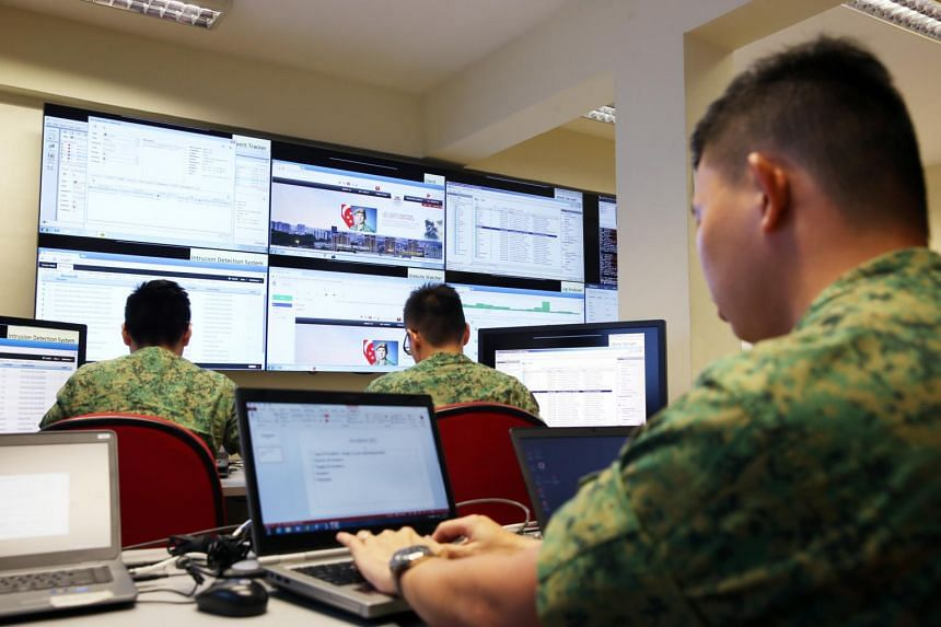 The newly-formed Defence Cyber Organisation will seek to recruit students who are cyber talents to serve their national service by enforcing Singapore's cyber security.