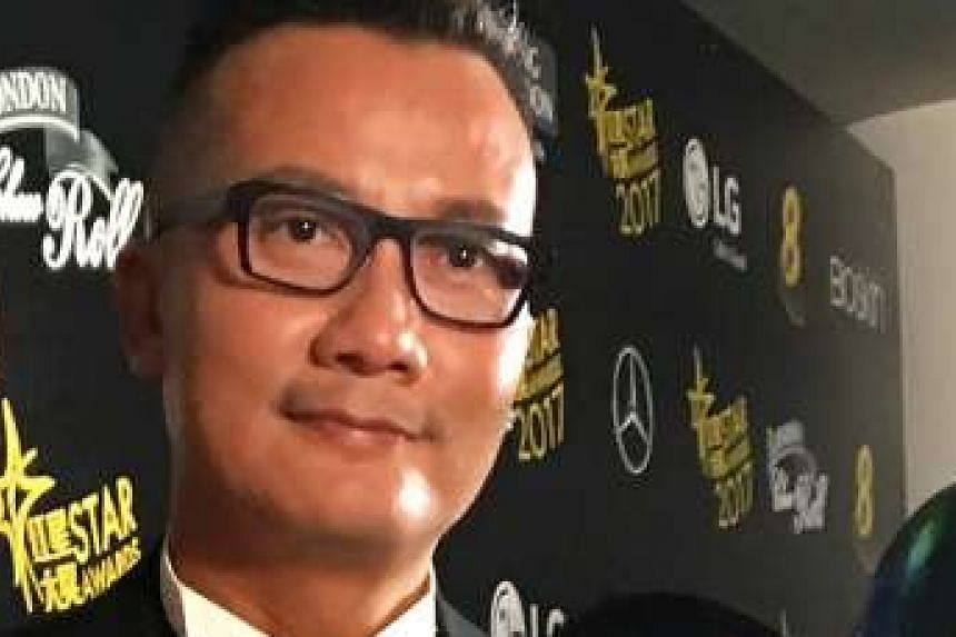 Actor Chen Hanwei
