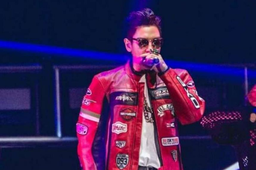 T.O.P had been taken to hospital for an alleged drug overdose on Tuesday.