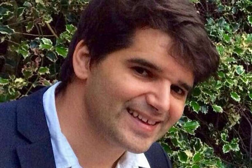 Ignacio Echeverria tried to defend a woman who was being attacked with a skateboard he had with him.