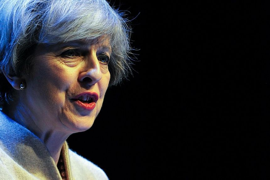 British Prime Minister Theresa May's call for a snap election was seen as a ploy to score gains against Labour's Jeremy Corbyn.