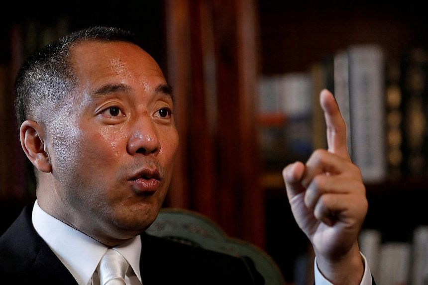 Billionaire businessman Guo Wengui has emerged in recent months as a political threat to the Chinese government, after unleashing corruption allegations against high-level Communist Party officials through Twitter posts and video blogs. However, he h