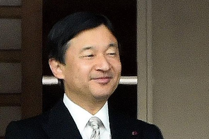 Crown Prince Naruhito is set to become Japan's 126th monarch.
