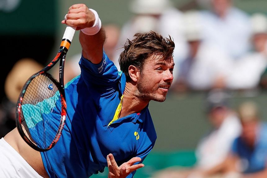 Stan Wawrinka dug deep to beat world No. 1 Andy Murray in a gruelling five-set French Open semi-final yesterday. The 2015 Roland Garros champion outlasted the Briton 6-7 (6-8), 6-3, 5-7, 7-6 (7-3), 6-1 to earn his place in tomorrow's final where he w
