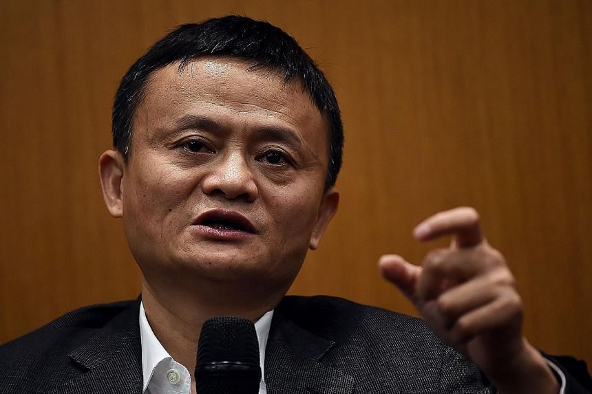 NYSE-listed Alibaba's shares skyrocketed 13.3 per cent during Thursday's trading. The shares continued their rise again yesterday morning.