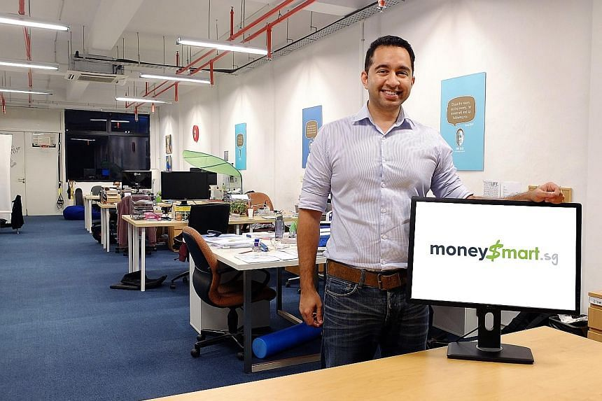 MoneySmart.sg was founded in 2009 with the aim of simplifying personal finance decisions. Founder and chief executive Vinod Nair said Kakaku.com is a natural fit for his firm. There are plans to launch into new markets in the Asia-Pacific while boost