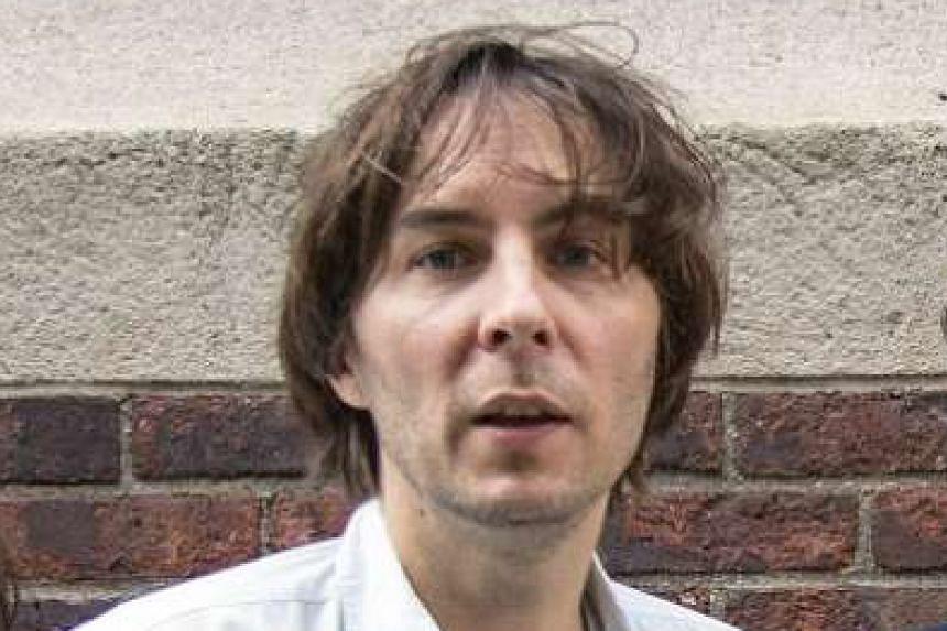 Phoenix Frontman Thomas Mars.