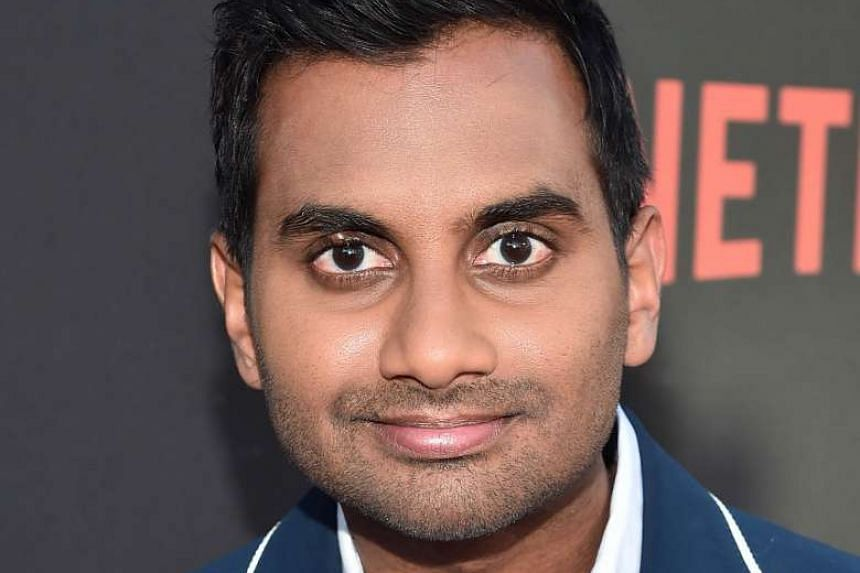 Master of None Star Aziz Ansari.