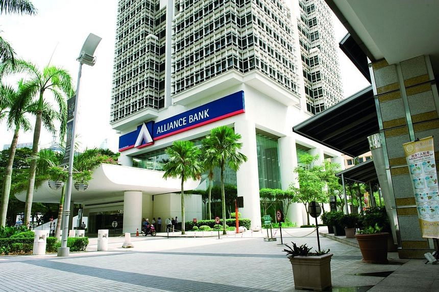 Alliance Bank Malaysia and Affin Bank are the two smallest Malaysian banks and market talk is that they could feel pressure to merge.