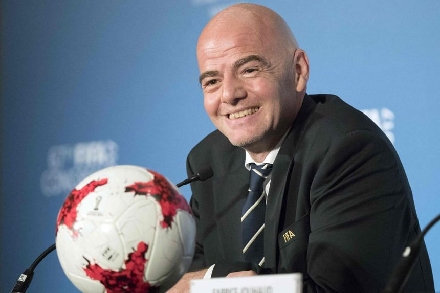 Fifa president Gianni Infantino is assured that the diplomatic struggles of Qatar will be resolved in the lead up to the 2022 World Cup.