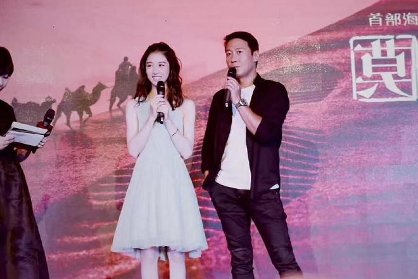 Singapore's Eleanor Lee will star with Hong Kong's Leon Lai in Chinese thriller Overseas Security Officer.