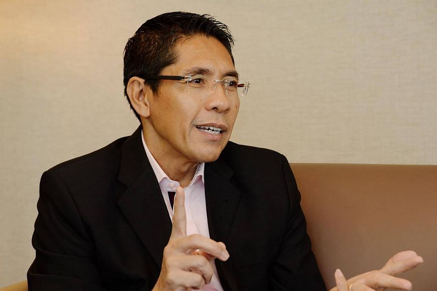 Senior Minister of State for Defence and Foreign Affairs Maliki Osman.