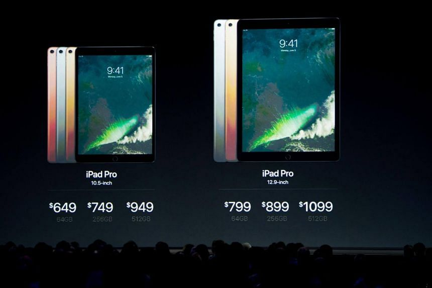 Apple has launched the 10.5-inch iPad Pro, which is priced from  $968.