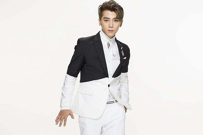 Bii, who is from South Korea, moved to Taipei at age 17 to undergo training to become a singer.