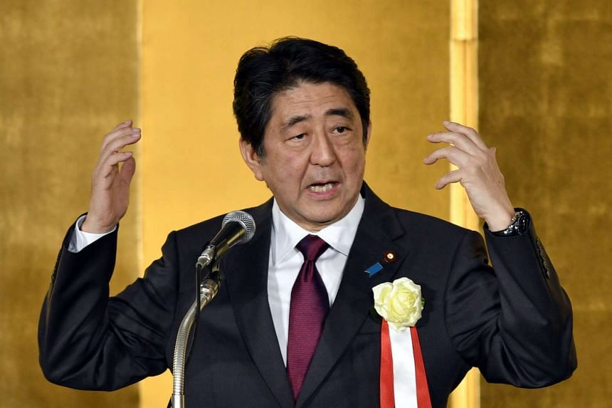 Japan's Prime Minister Shinzo Abe's government wants to make arms sales and military technology collaboration a new plank of Japanese diplomacy.