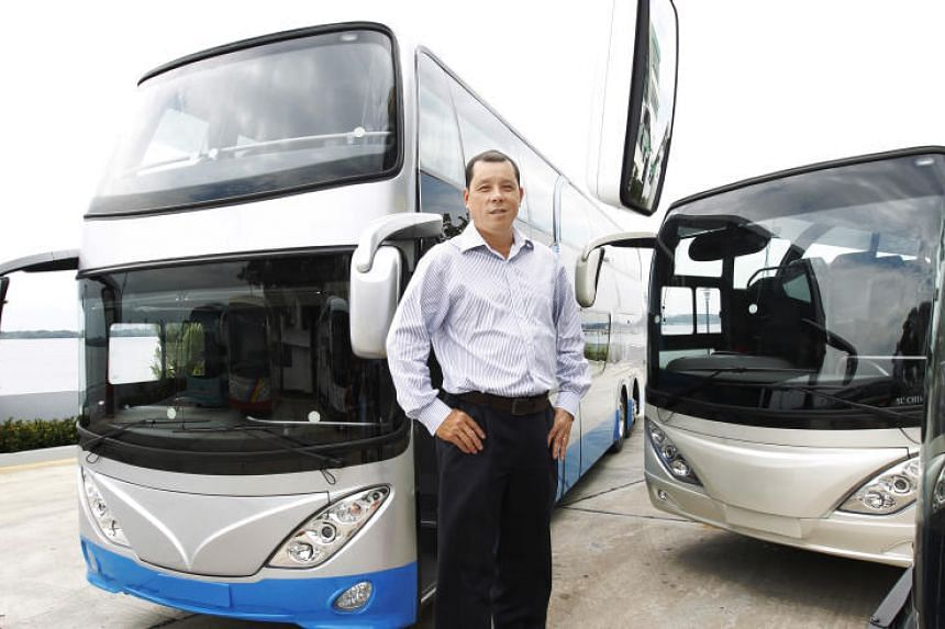 Tan Siow Chua, founder and chairman of SC Auto Industries.