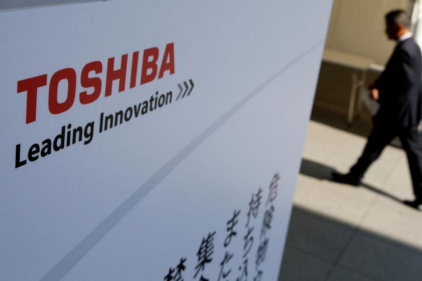 Toshiba is said to have been hit with two dozen lawsuits demanding a total of 108.4 billion yen (S$1.36 billion) in damages from a 2015 scandal.