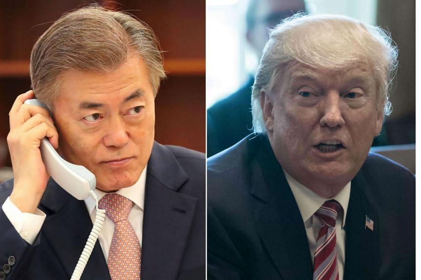 Donald trump is set to host South Korean President Moon Jae In at the White House from June 29 to 30.