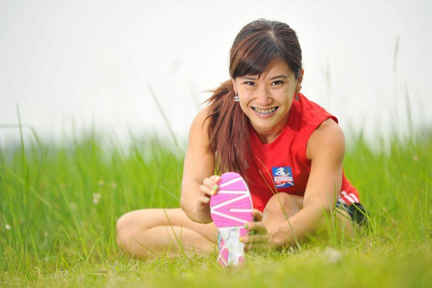 The national pole vault record fell as Rachel Yang leapt to a new 3.91m record at the Thailand Open Track and Field Championships.