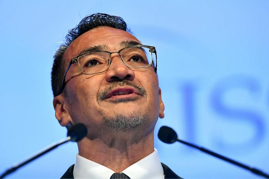"Dato' Seri Hishammuddin Tun Hussein, Minister of Defence, Malaysia at the Third Plenary Session on ""New challenges for crisis management in the Asia-Pacific""."