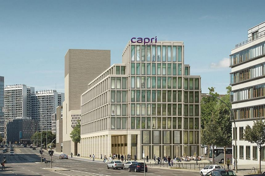"""The 143-unit Capri by Fraser Berlin in the city centre contains an archaeological excavation site that was discovered by chance during construction and is now viewable through a glass floor in the hotel lobby. Unique features in rooms """"don't guarantee suc"""