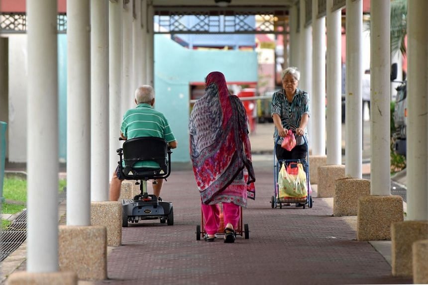 The elderly were also more likely to share resources with strangers even when the act was unlikely to be reciprocated.