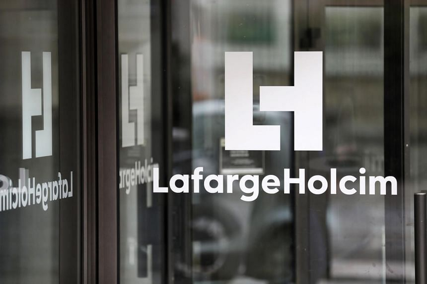 France steps up probe into French cement-maker Lafarge's