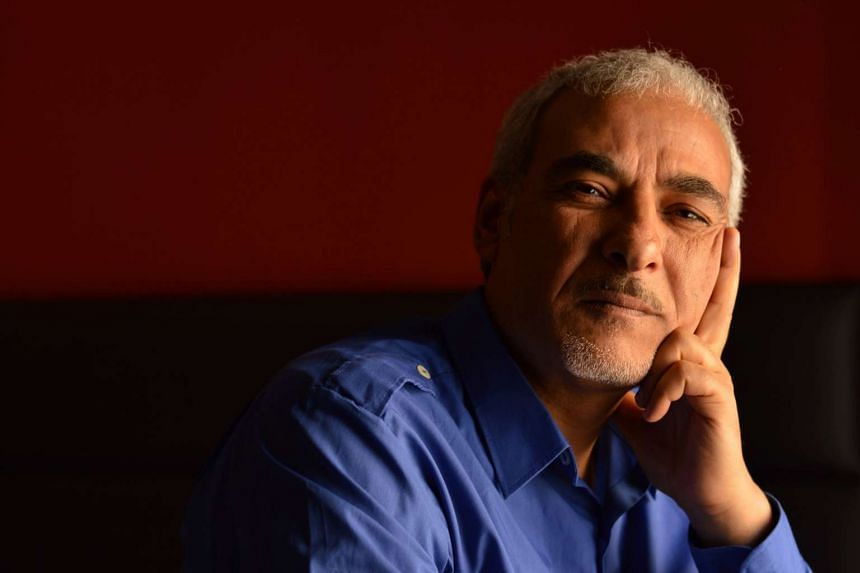 Now based in Spain, author Muhsin Al-Ramli fled Iraq after the death of his poet-brother, who was hanged in 1990 for his involvement in an attempted coup against former Iraqi leader Saddam Hussein.