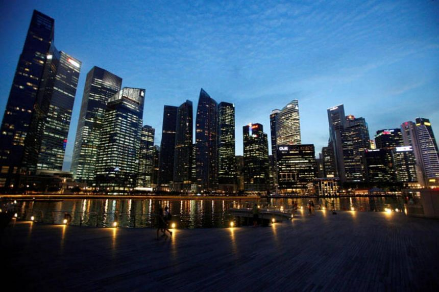 Singapore and Hong Kong are on track to match Switzerland's expected in 4 years' time.