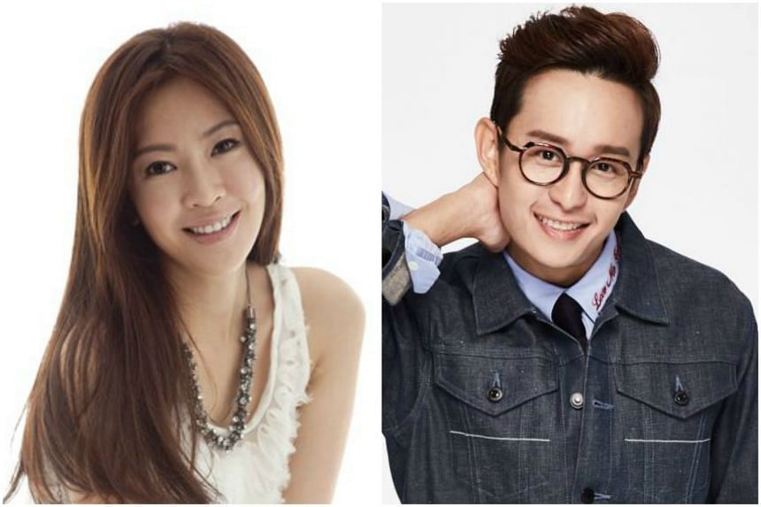 Local celebrity couple Jesseca Liu, 38, and Jeremy Chan, 35, will be tying the knot within the year.