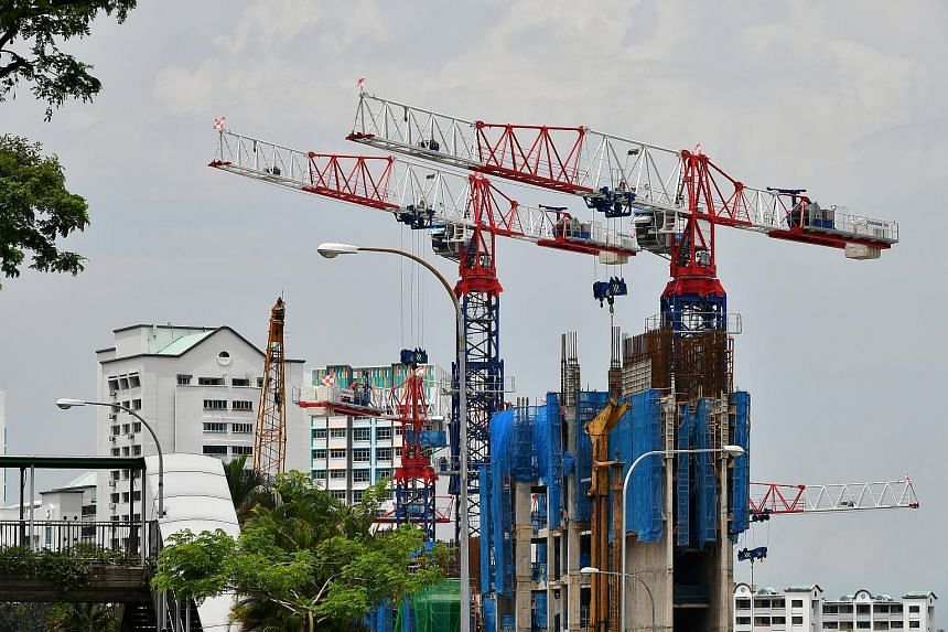 Besides the greater emphasis on quality over price, government agencies will also give more weight to those adopting new construction technologies, says National Development Minister Lawrence Wong.
