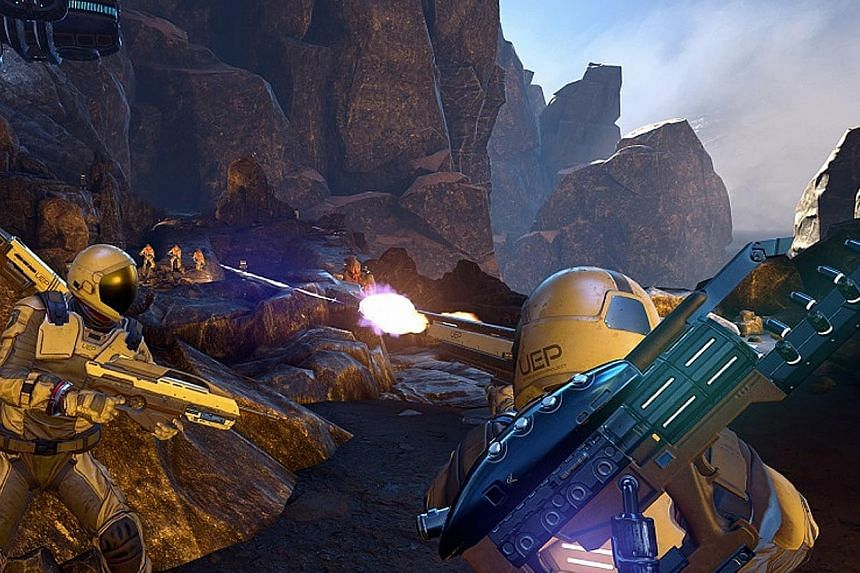 Farpoint marks the best application of the virtual reality technology so far, as it combines a vivid VR world with solid mechanical gameplay.