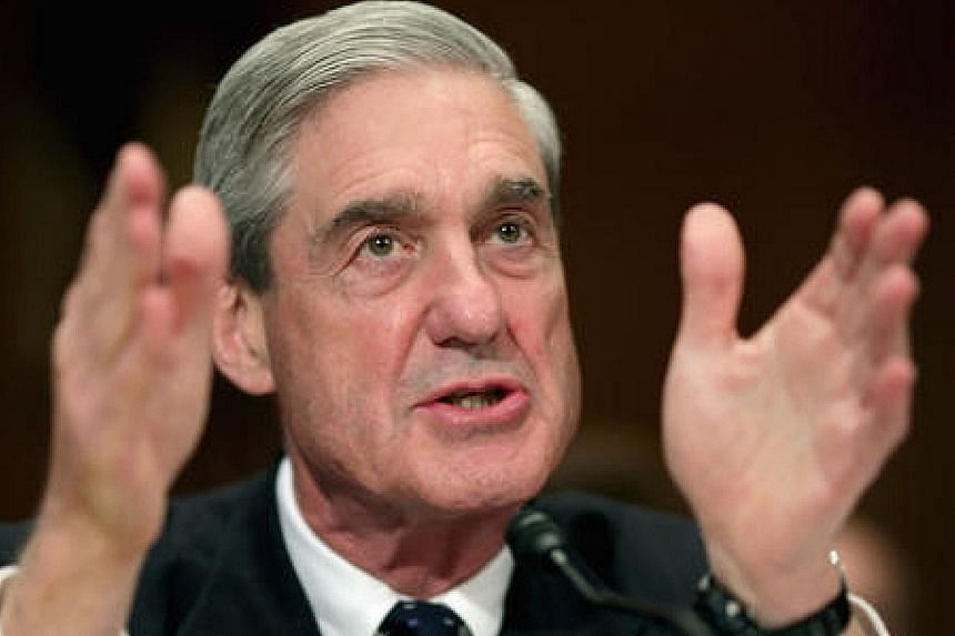Mr Robert Mueller is in the earliest stages of his investigation and still building up his team.
