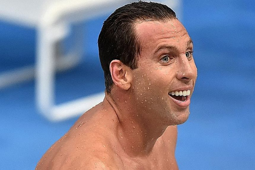 Grant Hackett has had a series of unsavoury incidents after he retired from swimming after the 2008 Beijing Games, culminating in his arrest at his parents' home in February.