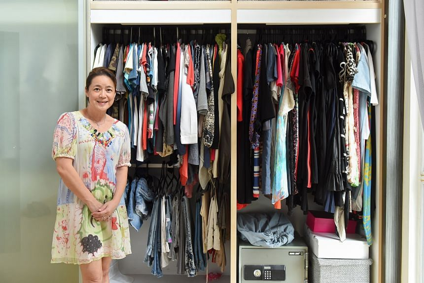 Ms Rose Tong chooses comfort over trends when it comes to her outfits.