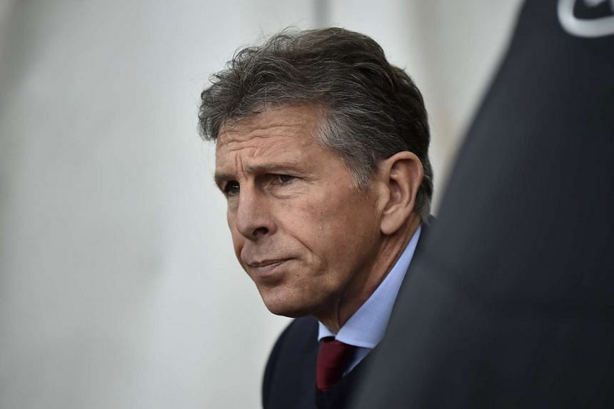 Puel, a former Monaco, Lille, Lyon and Nice coach, was booed by his own fans.