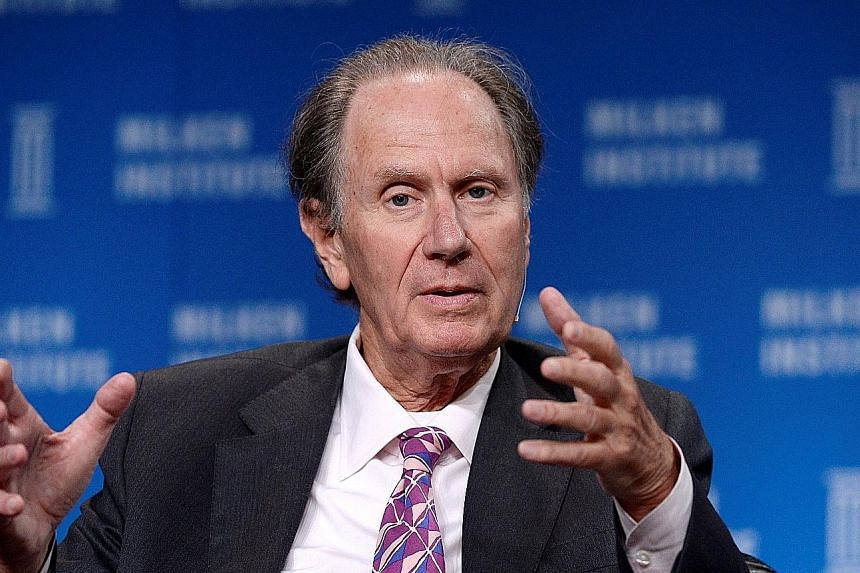 Mr David Bonderman, co-founder of TPG Capital, has since apologised for the comment he made at a meeting to address gender bias at Uber.