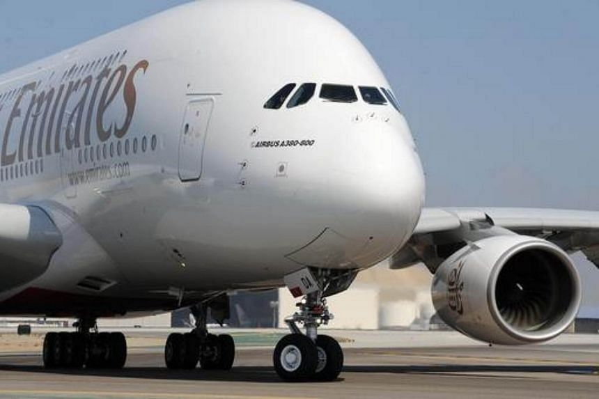 The Civil Aviation Administration of China fined Emirates 29,000 yuan (S$5,878) and said it had summoned senior officials from the airline for a meeting.