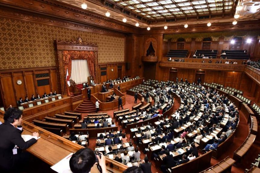 Japanese governments had tried three times previously to pass similar legislation.