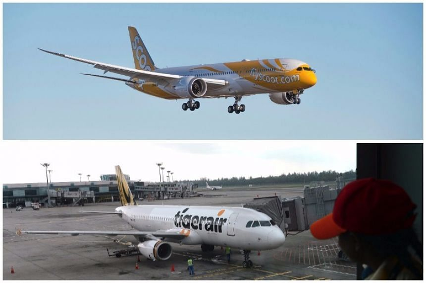 Scoot and Tiger will operate under a common licence after July 25.