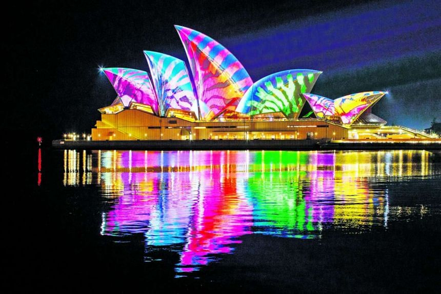 Now in its ninth year, Vivid Sydney is the largest festival of light, music and ideas, and is also the inspiration for other light festivals around the world including Singapore.